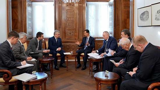 Assad: Les victoires de la Syrie sur le terrorisme ont joué un rôle décisif dans la mise en échec des plans occidentaux