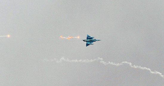 Un avion de combat émirati viole l'espace aérien du Qatar