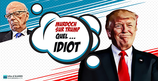 «Fire and Fury» en bandes dessinées - Partie 1.