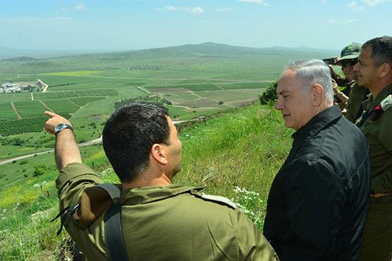 La fin du rêve israélien de zone tampon au Golan occupé.