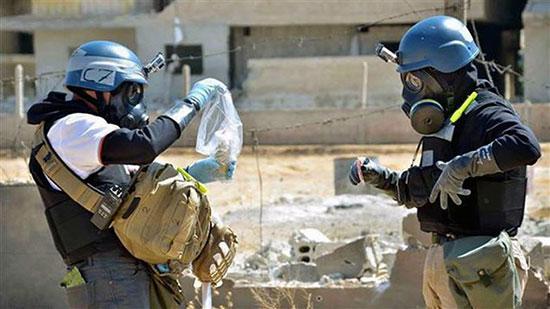«Front al-Nosra» et Casques blancs préparent une provocation à l'arme chimique à Idlib