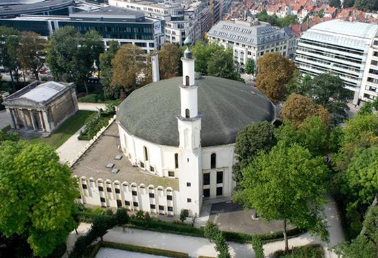 La Belgique veut reprendre le contrôle de sa Grande mosquée.