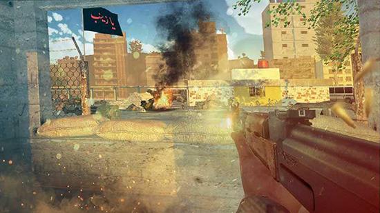Le jeu «La défense sacrée»… Résister à la guerre douce
