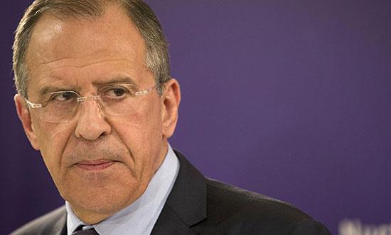 Lavrov dévoile pourquoi les athlètes russes sont accusés de dopage