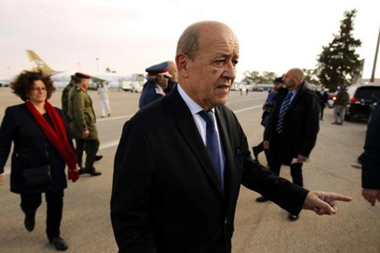 Le chef de la diplomatie française à Bagdad pour parler de reconstruction