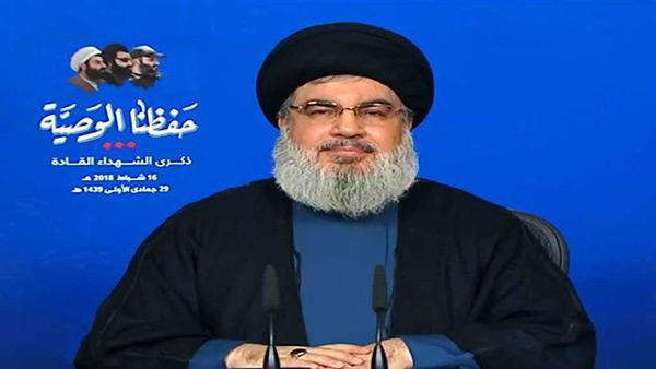 Sayed Nasrallah: Nous saboterons en quelques heures toute action israélienne dans les blocs pétroliers maritimes