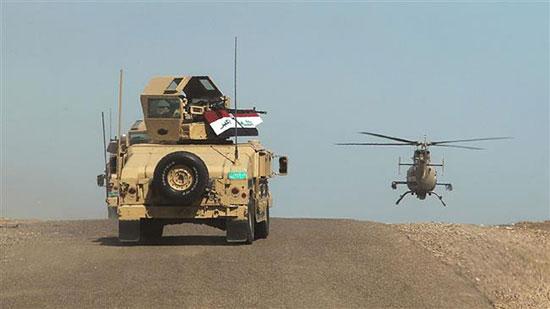 Les forces irakiennes commencent à nettoyer les régions frontalières occidentales des terroristes