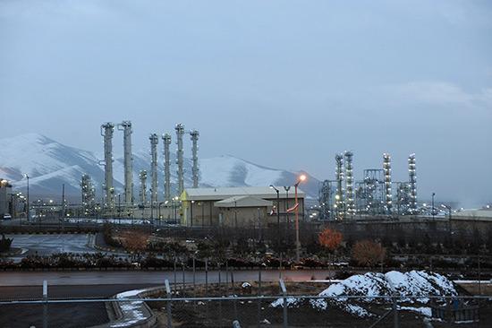 La Chine en pourparlers avec l'Iran pour la construction de centrales nucléaires