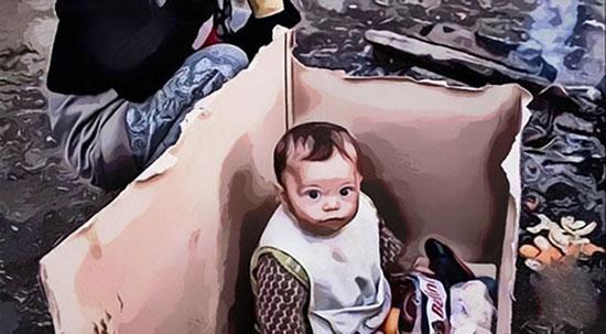 Kafarya et al-Faoua ... la souffrance d'un peuple assiégé par les terroristes au silence mondiale