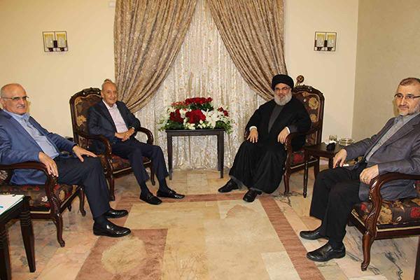 Le président Berri chez sayed Nasrallah: Il faut un travail sérieux pour lutter contre la corruption
