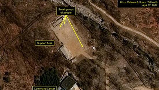 La Corée du Nord autorise des reporters du Sud à couvrir la destruction d'un site nucléaire