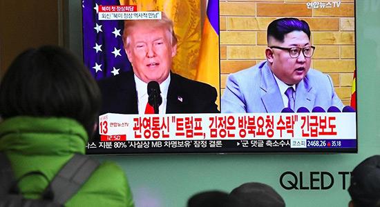 La Corée du Nord menace d'annuler le sommet avec Trump