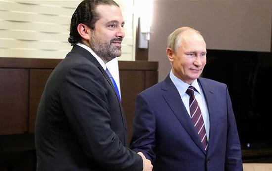 Liban: le Premier ministre à Moscou pour rencontrer Poutine avant le Mondial