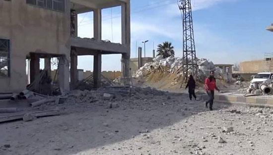 L'aviation de la «coalition» US fait 12 martyrs dans une nouvelle agression contre Hassaké