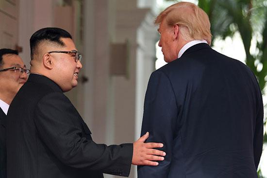 La Corée du Nord n'est plus le problème le plus dangereux pour les USA, dit Trump