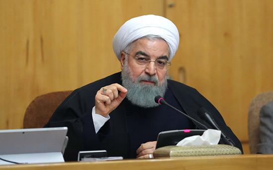 Nucléaire iranien: Rohani juge «impossible» de rester dans l'accord sans avancées