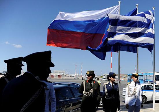 L'ambassadeur russe à Athènes accuse la Grèce de «décevoir» Moscou