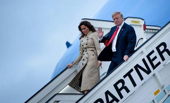 Trump à Bruxelles pour un sommet de l'Otan sous haute tension