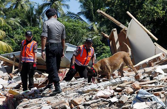 Les équipes de secours s'attendent à découvrir de nouvelles victimes