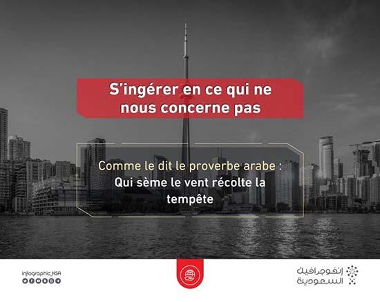 L'Arabie menace le Canada d'une attaque similaire à celle du 11 septembre!!!!