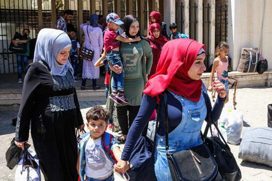 Syrie : création d'un comité gouvernemental pour le retour des réfugiés