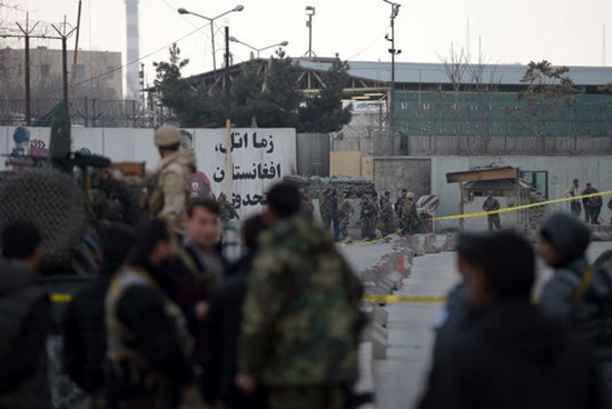 Afghanistan: l'hôpital militaire de Kaboul attaqué