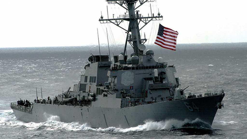 Les USA font entrer un destroyer lance-missiles en mer Noire