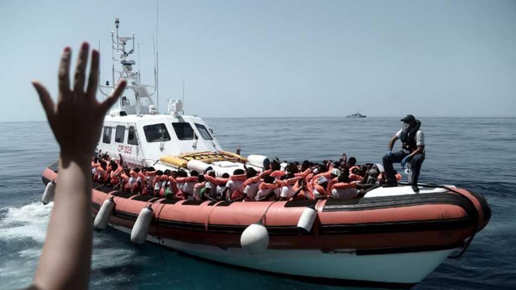 Migrants: SOS Méditerranée demande aux pays européens de «prendre leurs responsabilités»