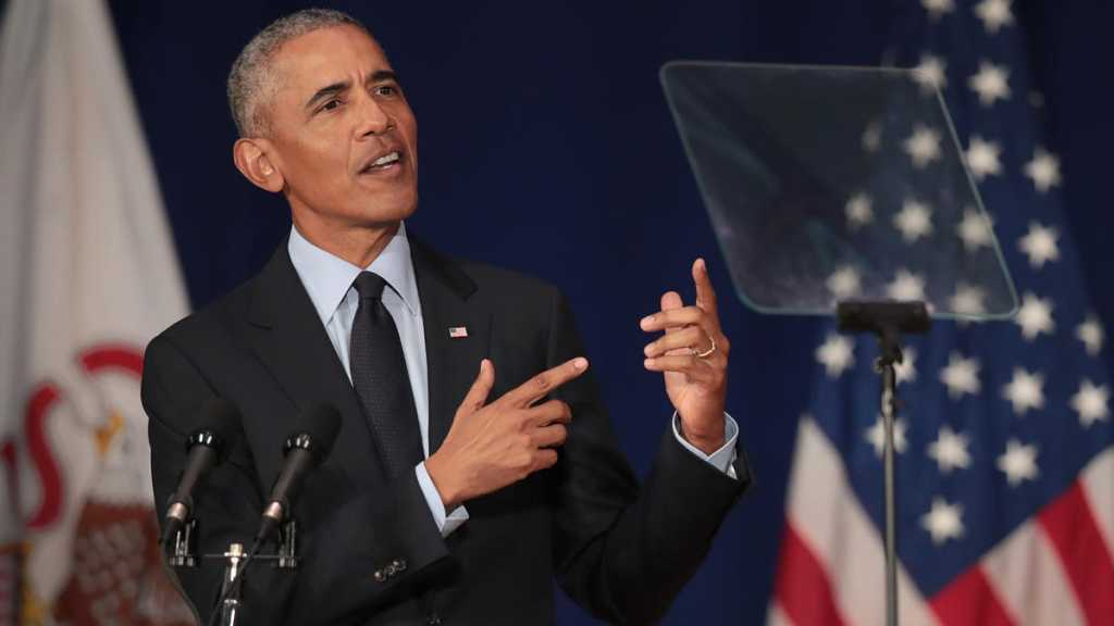 Obama appelle à la mobilisation contre Trump lors des «midterms»