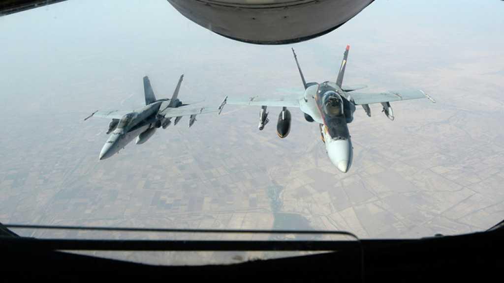 Syrie: deux F-15 US portent des frappes aux munitions au phosphore sur Deir ez-Zor