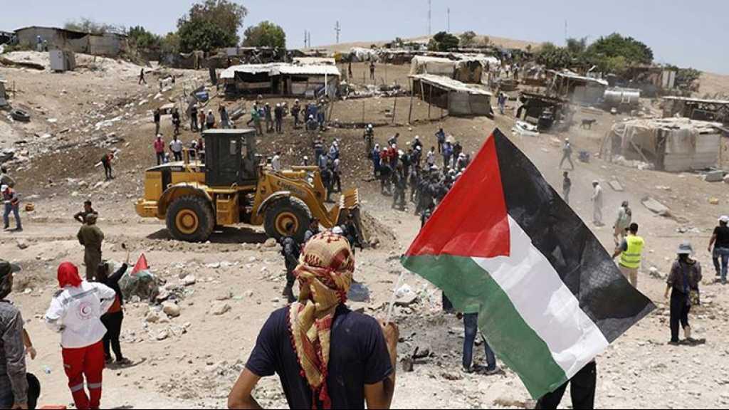 Les Palestiniens ravivent leurs efforts contre «Israël» à la CPI