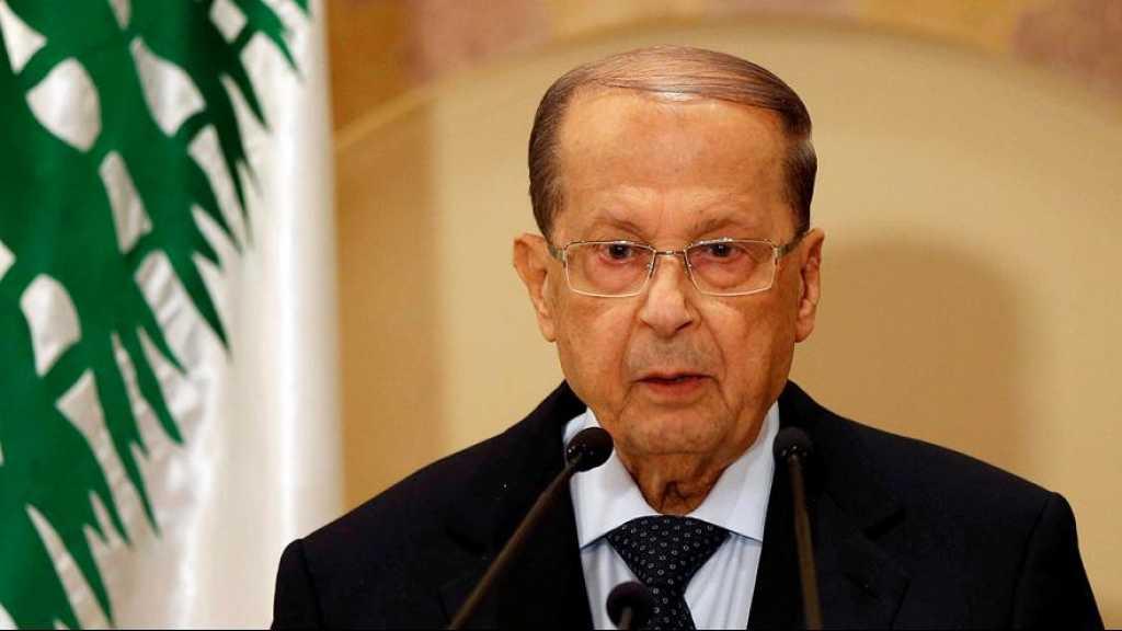 Aoun:  Le Hezbollah représente plus d'un tiers de la population libanaise