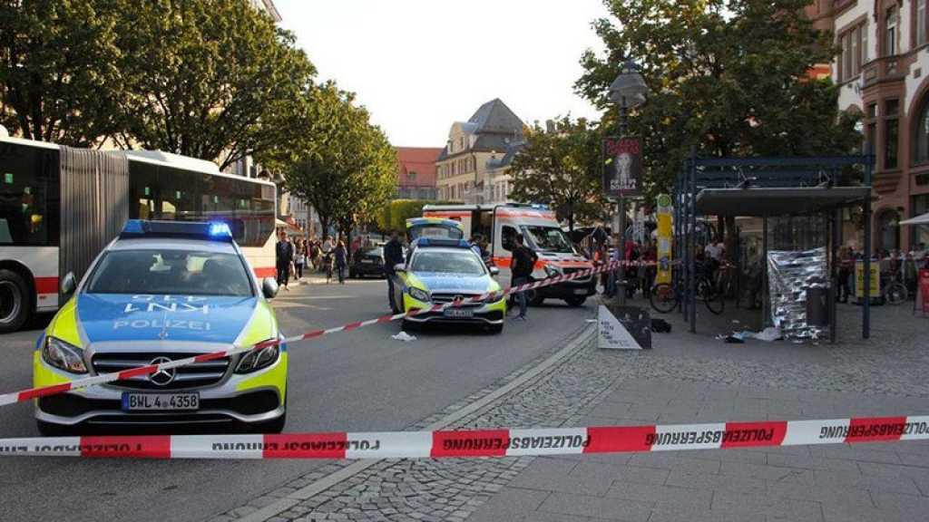 Allemagne : trois blessés graves dans une attaque au couteau à Ravensbourg, l'assaillant arrêté