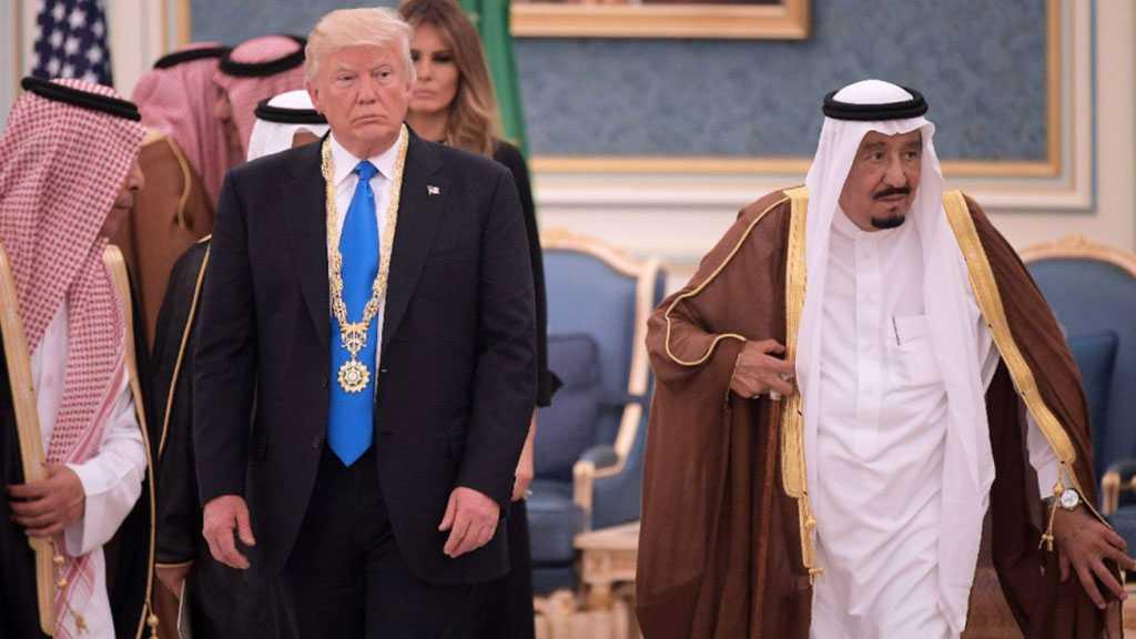Donald Trump au roi d'Arabie saoudite : «Vous ne seriez pas là sans nous»
