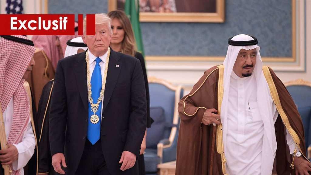 Trump humilie le roi Salman, l'Arabie saoudite garde le silence