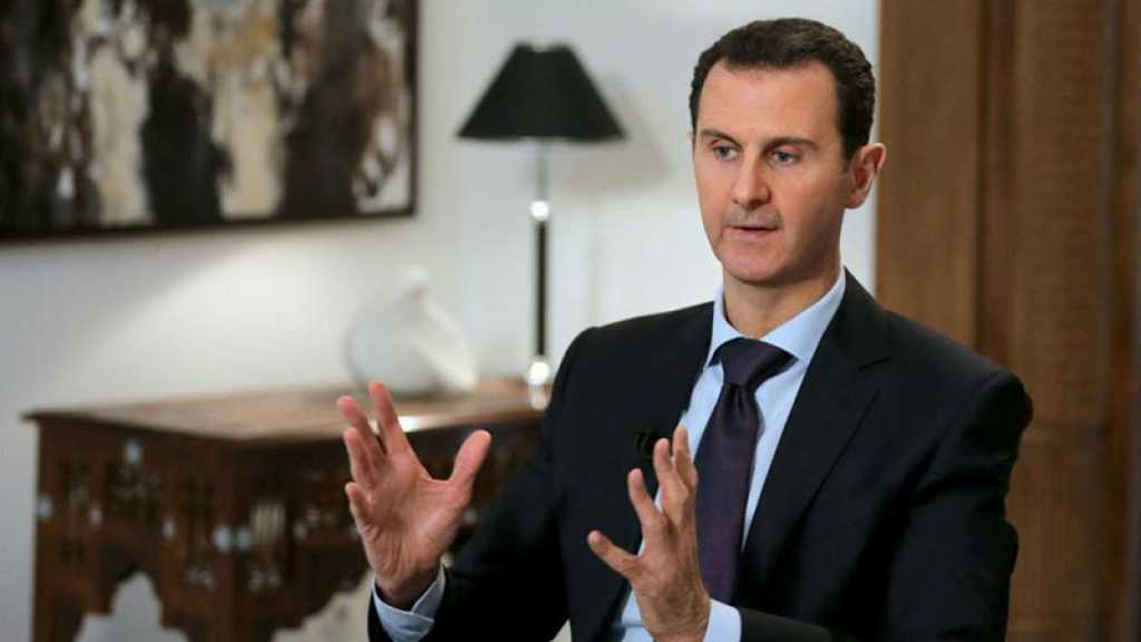Assad: la victoire des Syriens à Idleb fera échouer les projets des Occidentaux