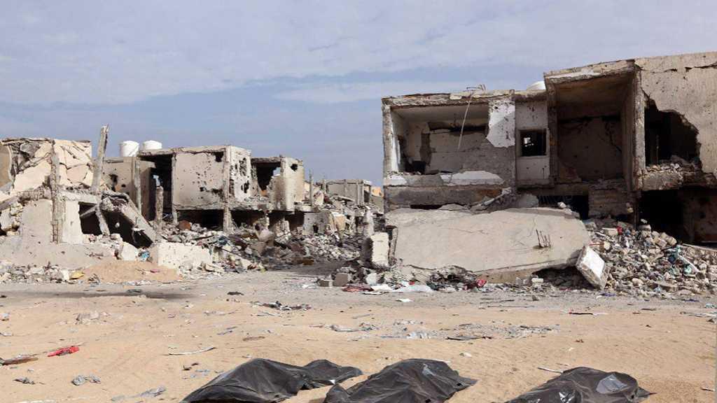 Libye: 110 corps découverts dans un charnier près d'un ex-fief de  «Daech»