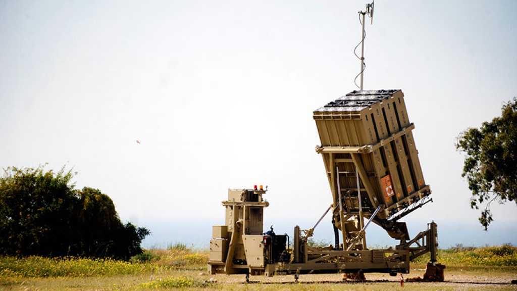 Le Dôme de fer ne couvre pas l'ensemble du territoire israélien, selon l'armée