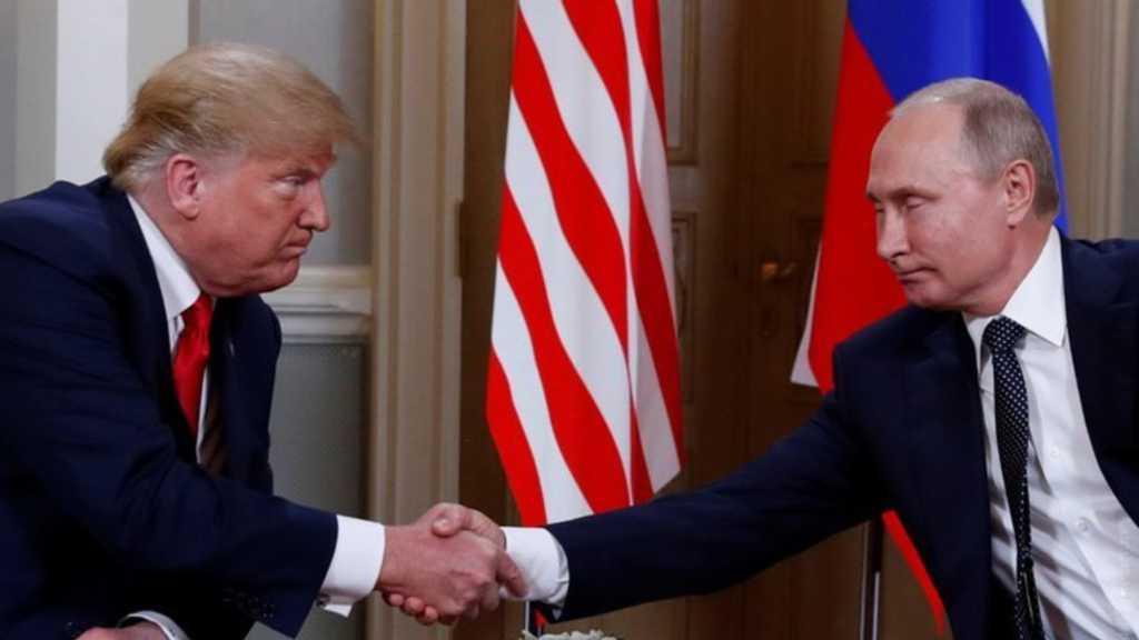 Donald Trump veut rencontrer Vladimir Poutine à Paris le 11 novembre
