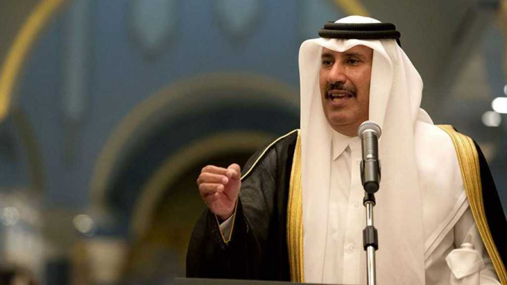 Ancien PM Qatari : Le CCG défend les intérêts de l'occident plus que les siens