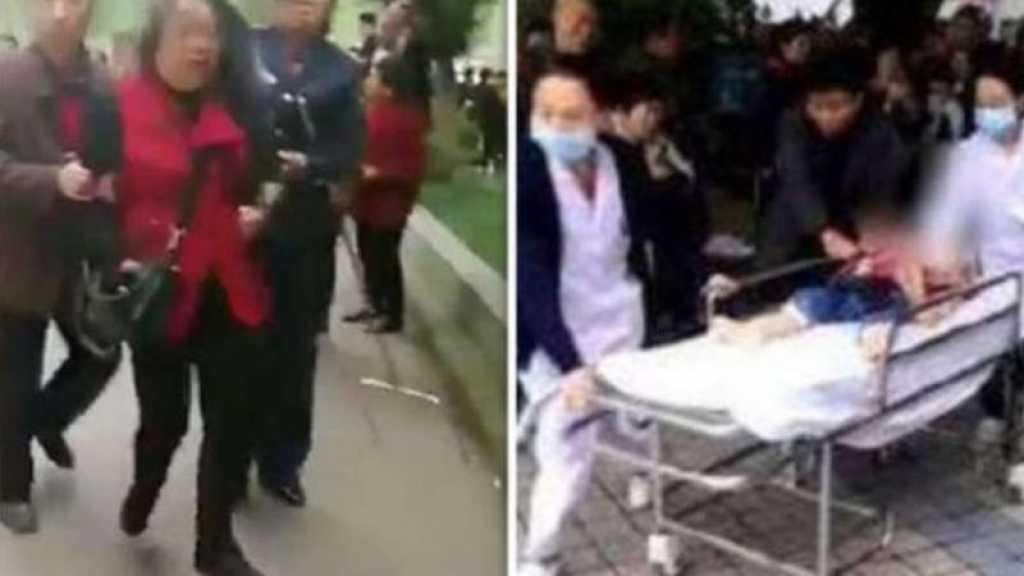 Chine: 14 écoliers blessés à coups de couteau