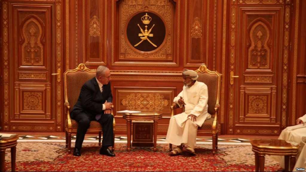 Bienvenue à l'ennemi: Netanyahu à Oman !
