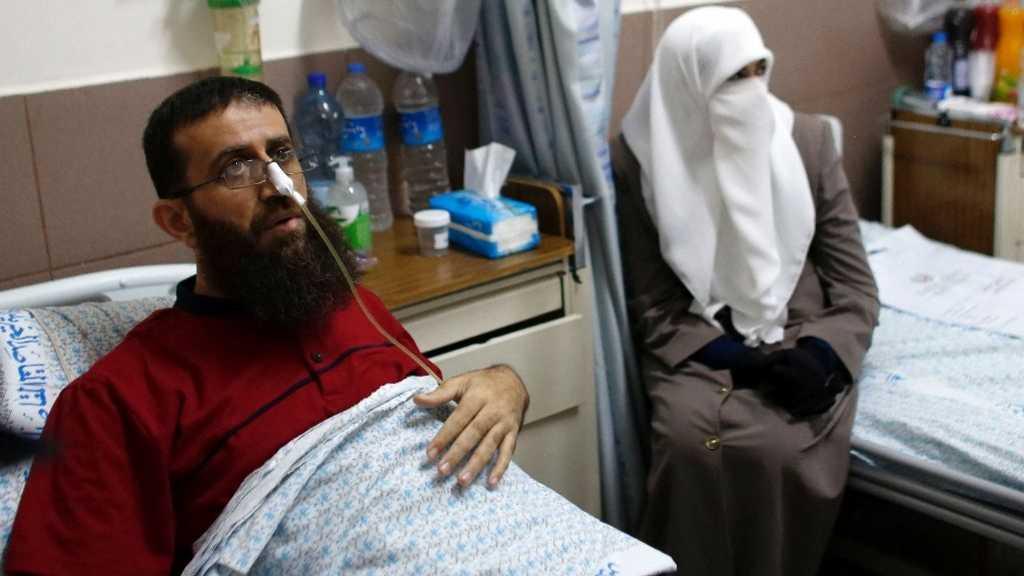 Brusque détérioration de la santé d'un prisonnier palestinien en grève de la faim