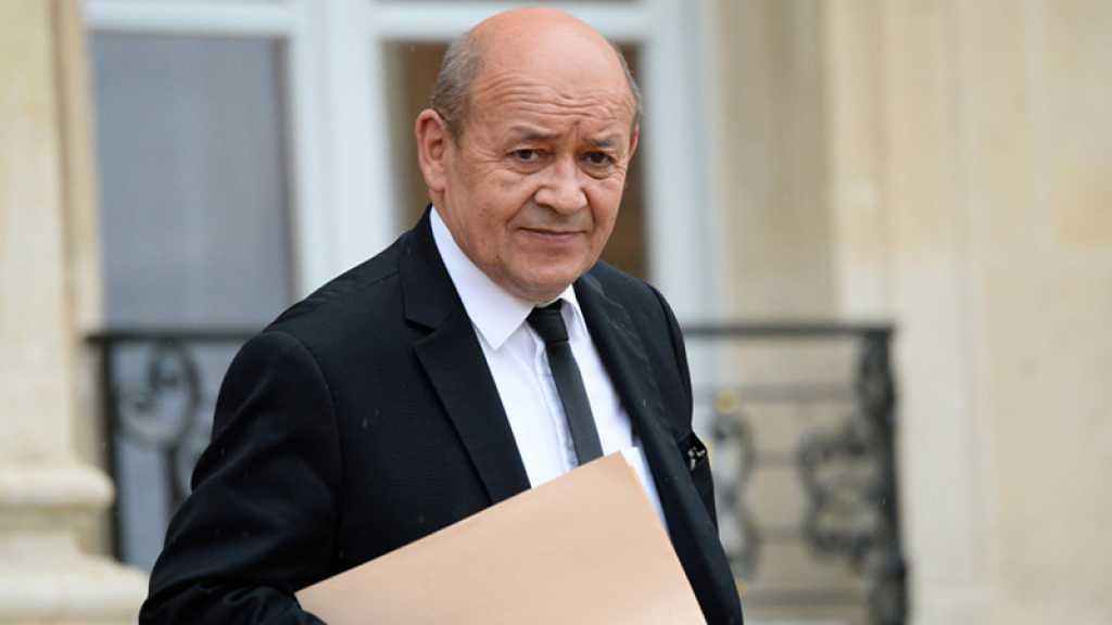 Khashoggi : La France ne s'interdit rien sur les sanctions, selon Le Drian
