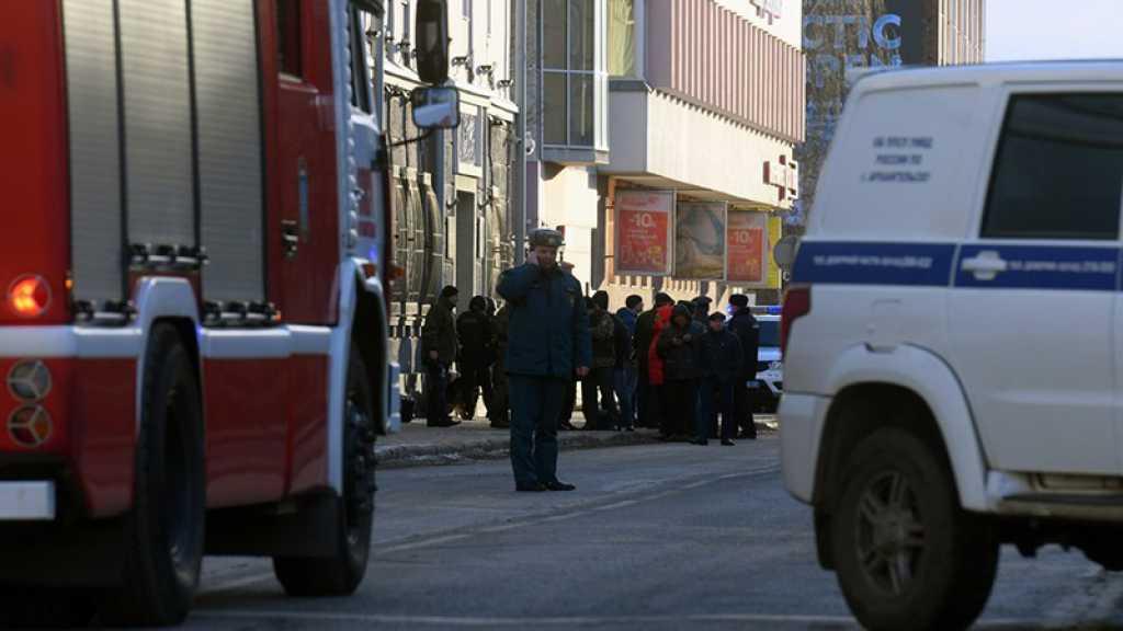 Une explosion au QG du FSB dans le nord de la Russie fait un mort