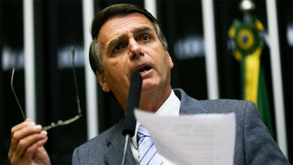 Bolsonaro veut transférer l'ambassade du Brésil en «Israël» à al-Qods