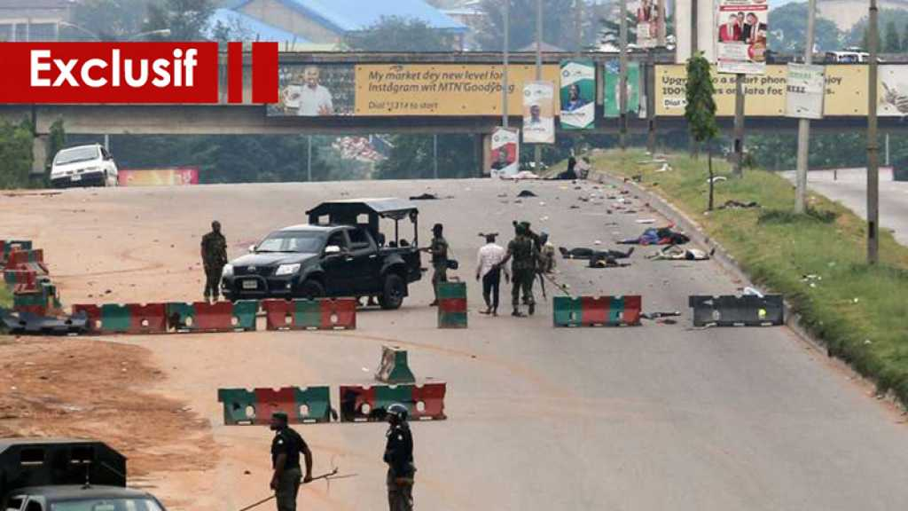 Chiites au Nigeria: les coups de feu dans les têtes, les dos, etc. prouvent que les autorités voulaient tuer
