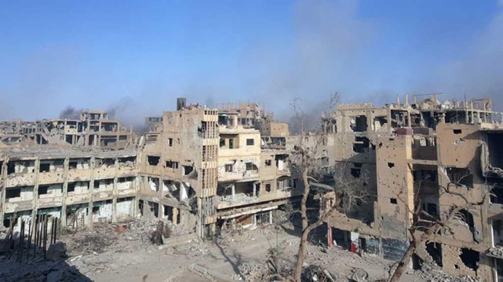 Une frappe aérienne de la coalition US sur Deir ez-Zor fait 3 enfants victimes