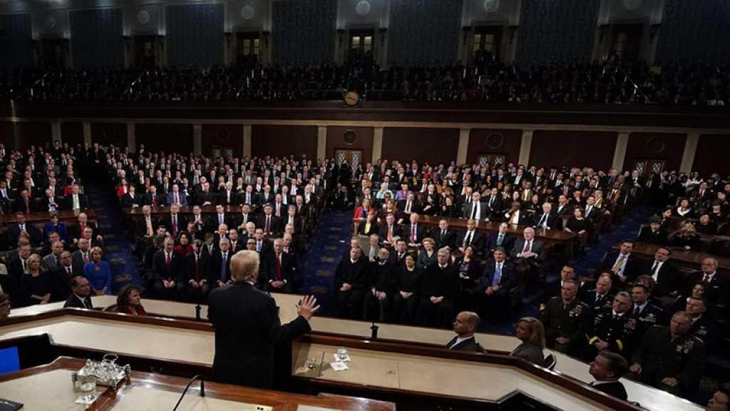 USA: les républicains gardent le Sénat, les démocrates prennent la Chambre