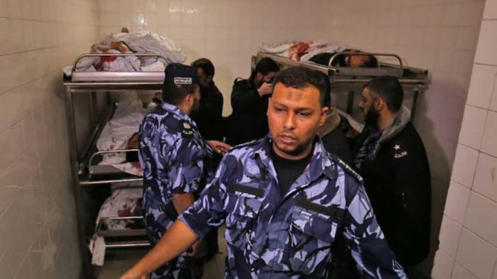 Six Palestiniens tués dans une attaque israélienne à Gaza